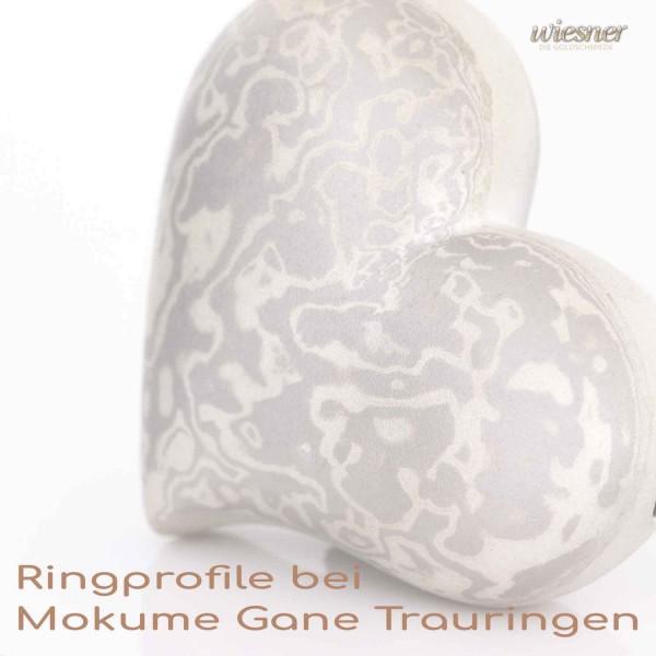 Mokume-Gane-Trauringe-Ringprofile