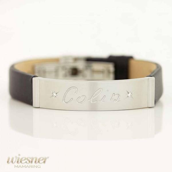Personalisiertes Armband als Geschenk für die Mutter zum Muttertag, Geburt, oder Weihnachten
