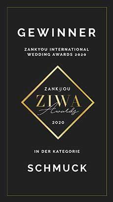 Goldschmiede Wiesner gewinnt ZIWA-Award 2020